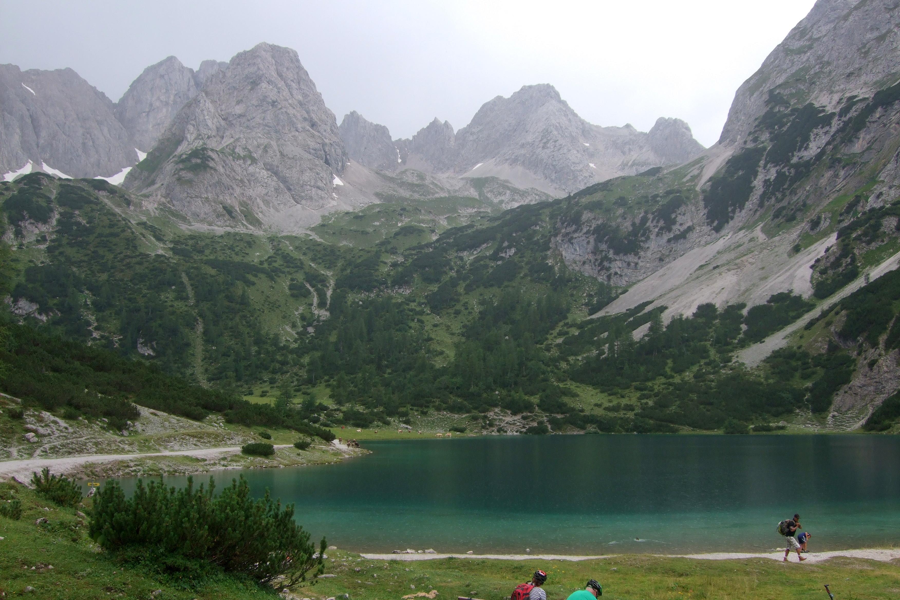 Klettersteig Coburger Hütte : Seeben klettersteig mieminger lisa unterwegs