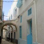 Bizerte, bewohnte Kasbah