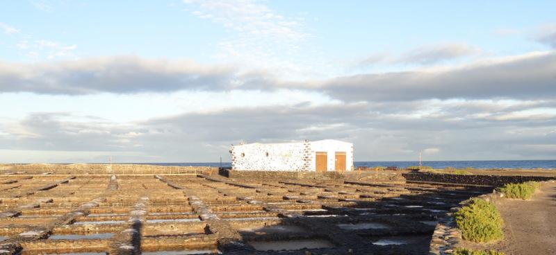 Das Salz-Museum von Salinas. Die Anlage wurde vorbildlich restauriert, man erfährt hier alles über die Meersalz-Gewinnung
