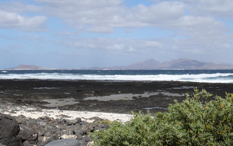 Auch nach Lanzarote kann man übersetzen von Corralejo aus