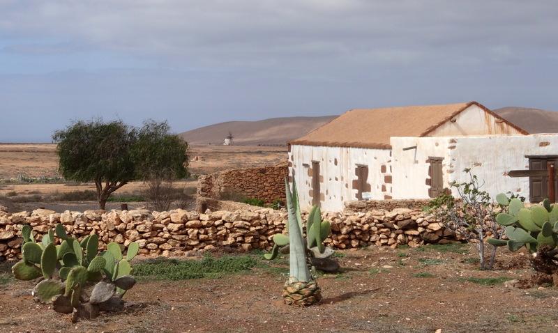Es gibt orginalgetreue Werkstätten, eine Gofiomühle und im Holzofen wird Brot gebacken