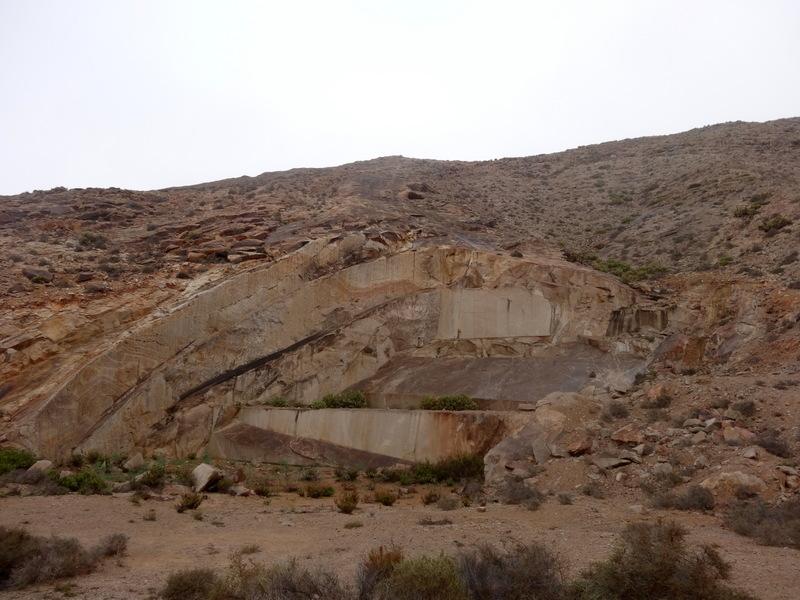 Obwohl der Berg historische Bedeutung hat, wurde ab 1991 für einige Zeit ein Steinbruch betrieben.