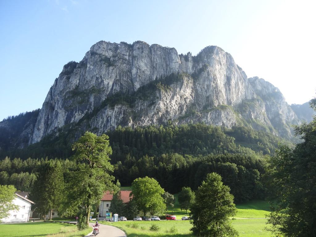 Drachenwand-Klettersteig