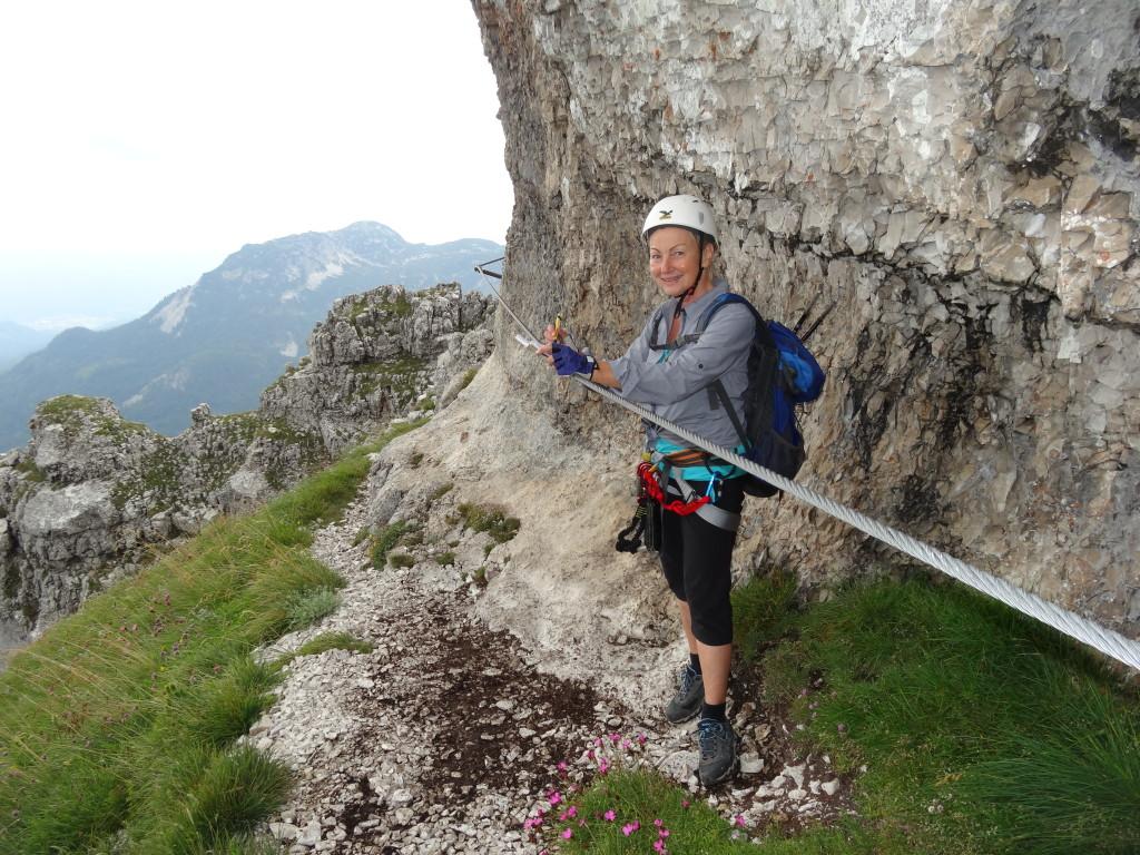 Loser mit Sissi-Klettersteig