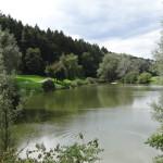Leineck-Stausee
