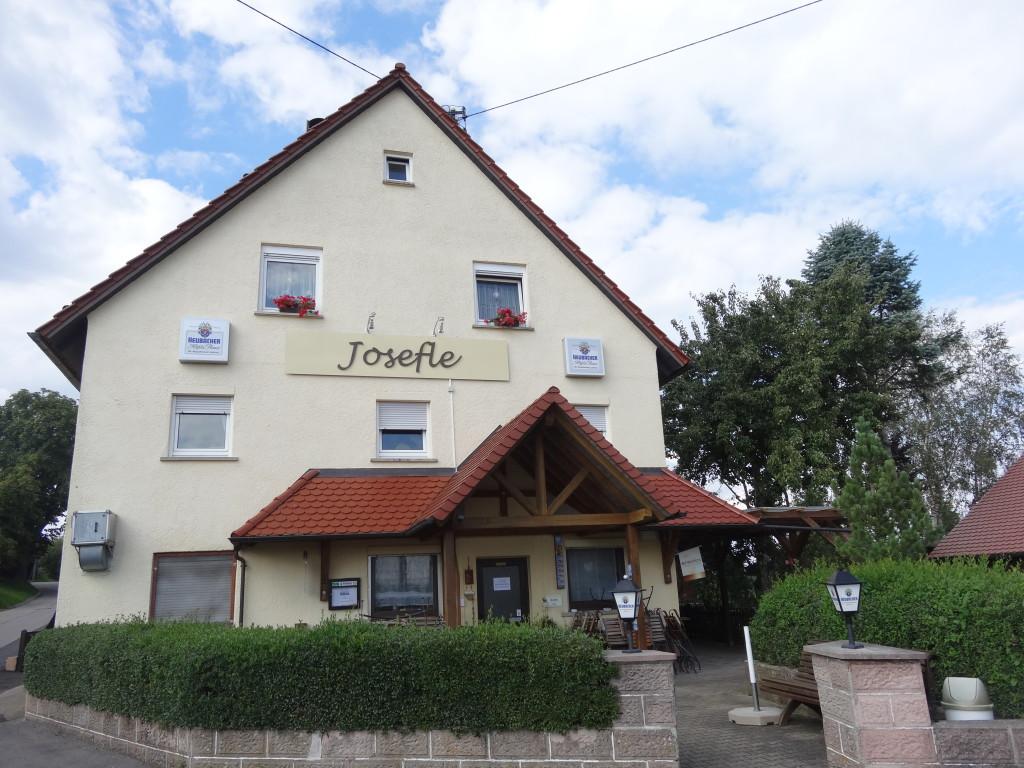 Schwäbische Gaststätte in Kaisersberg-Cronhütte