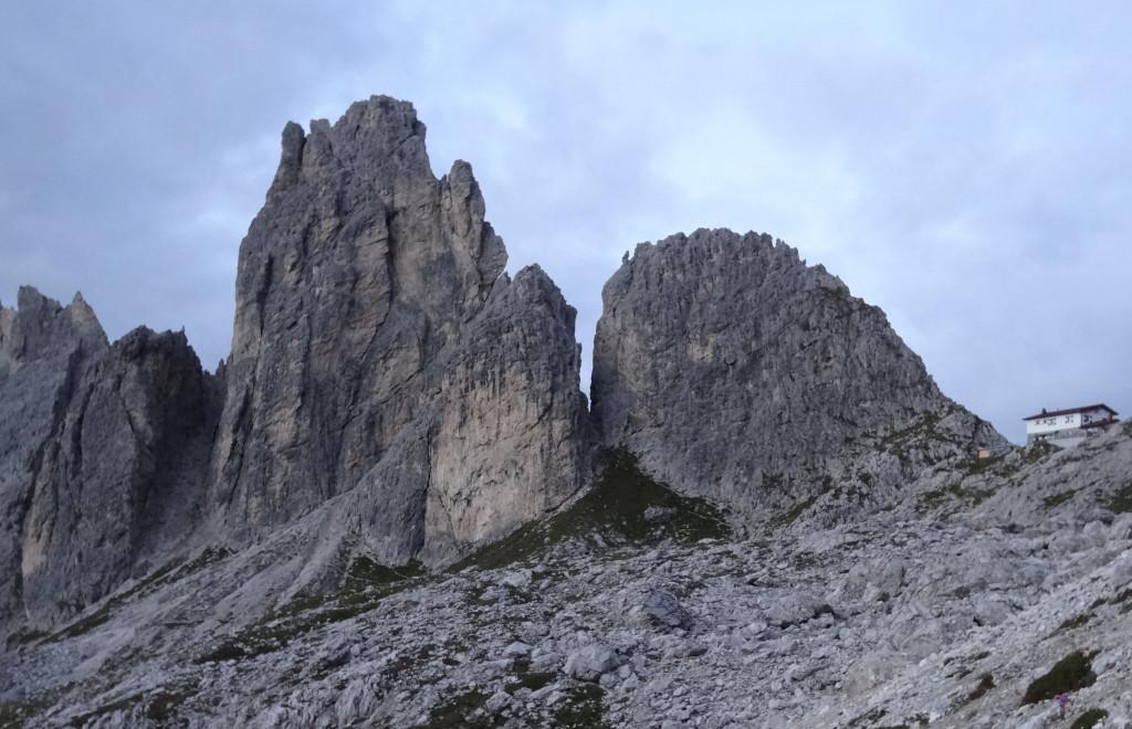 Sentiero Bonacossa