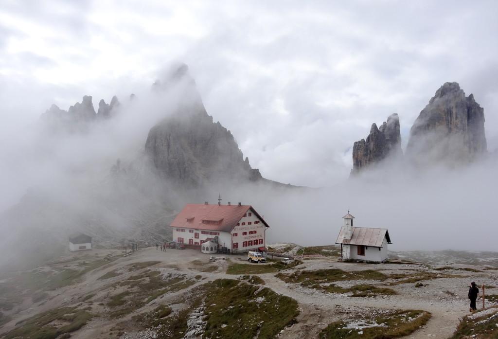 Drei-Zinnen-Hütte