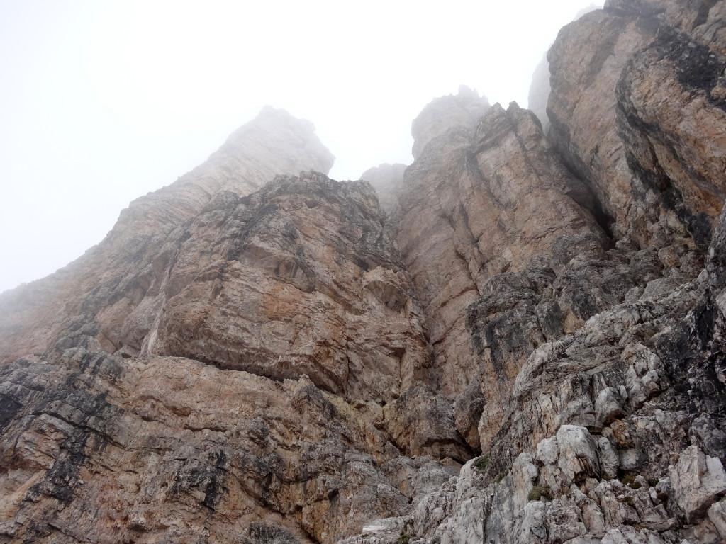 Toblinger-Knoten Klettersteig