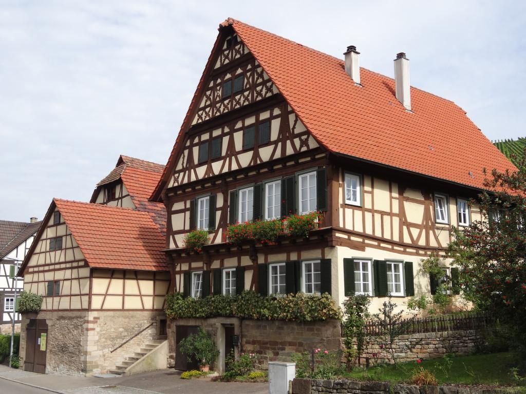 Des Remstal´s schönstes Weindorf