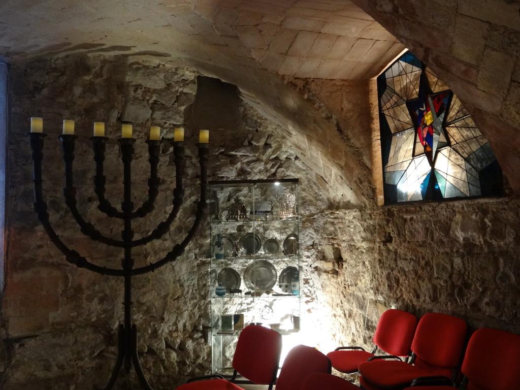 El Call, die alte Synagoge