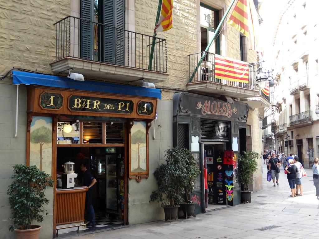 Placa de St. Josep Oriol