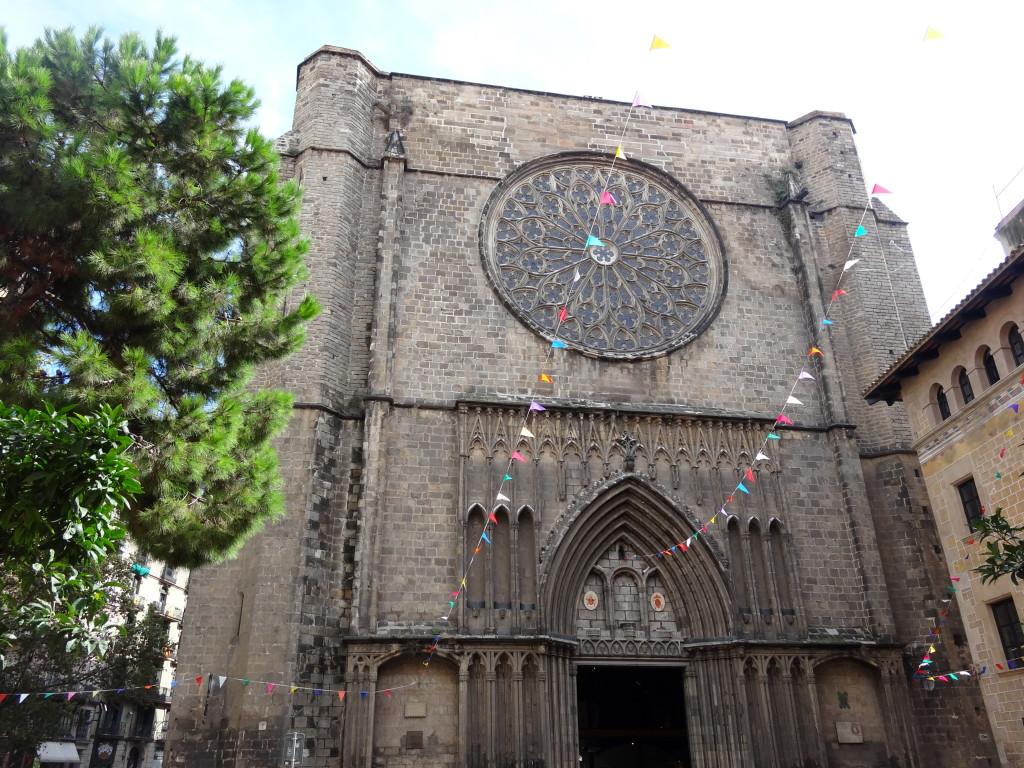 Esglesia de Santa Maria del Pi
