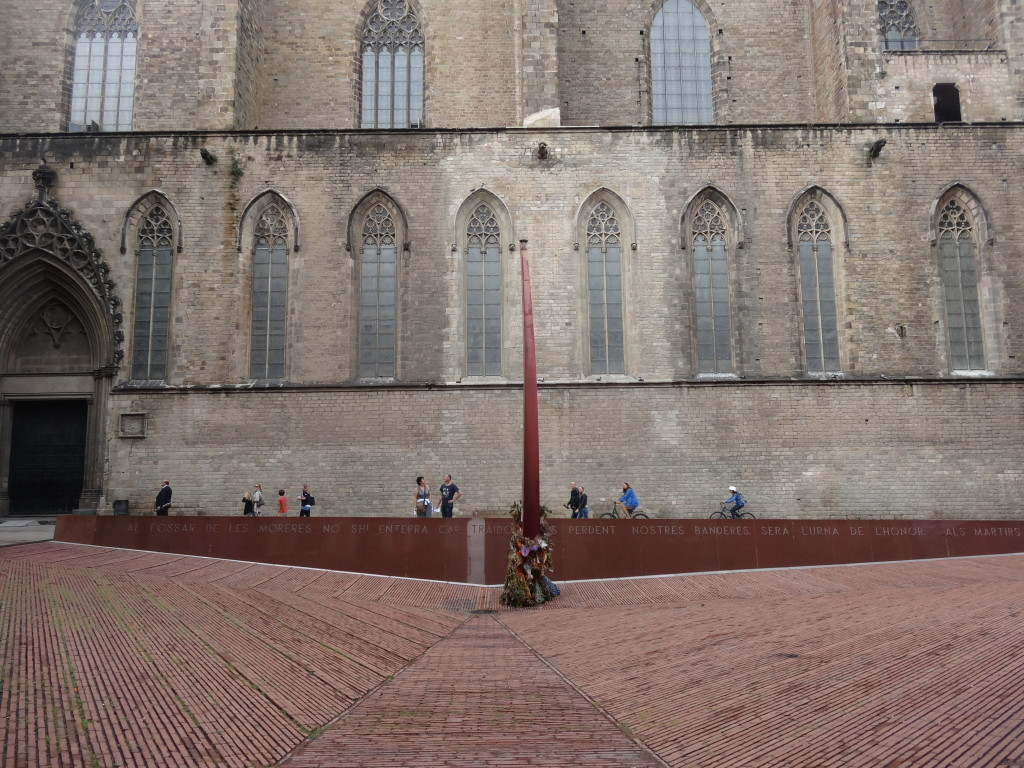 Basilika Maria del Mar, Barcelona