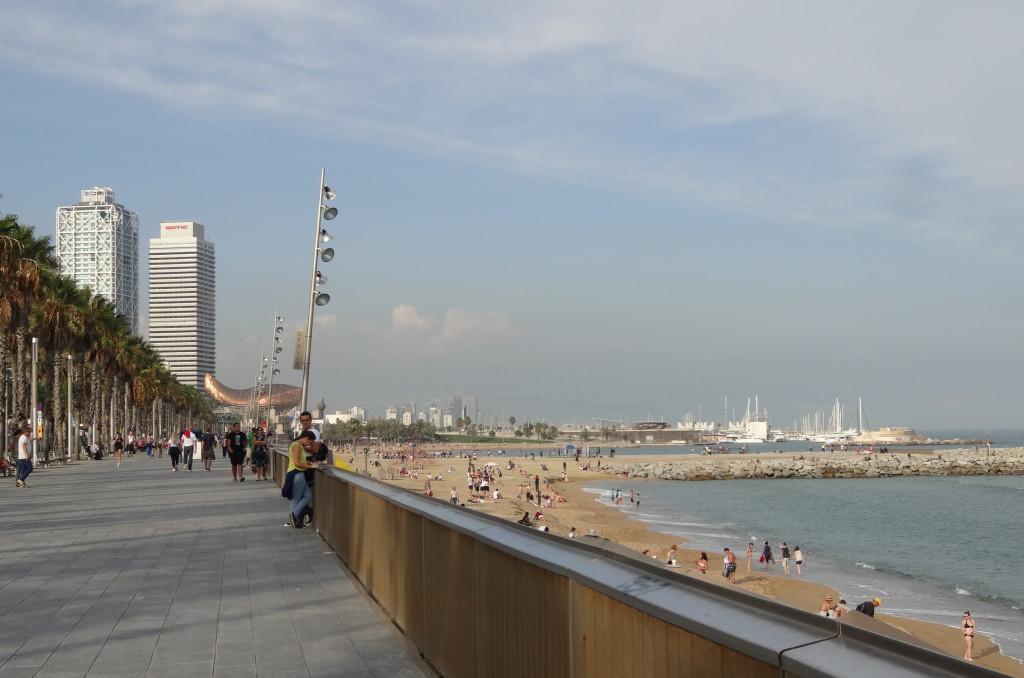 Uferpromenade,