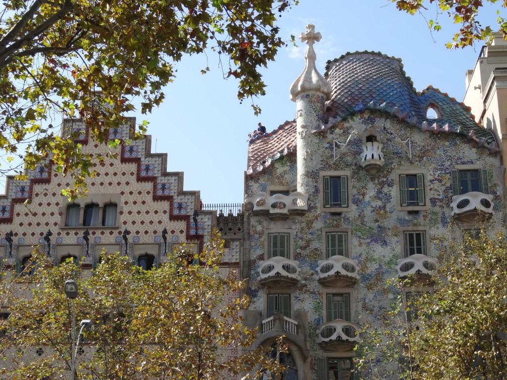 Casa Amatller,  Casa Batlló