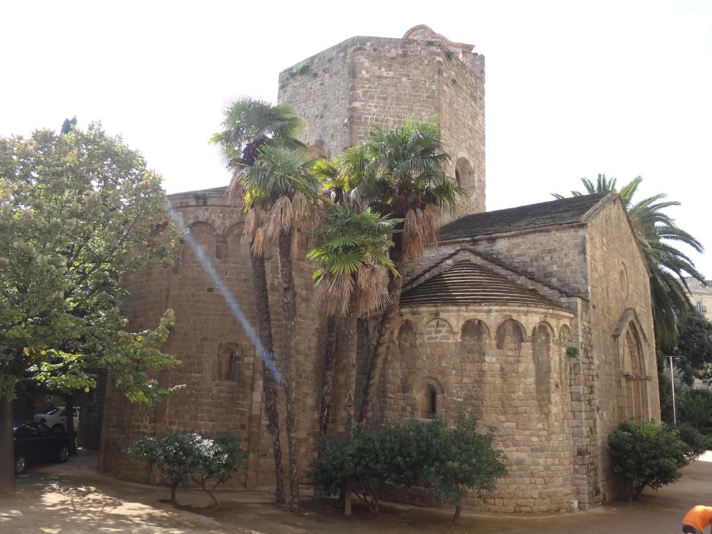 St. Pau del Camp