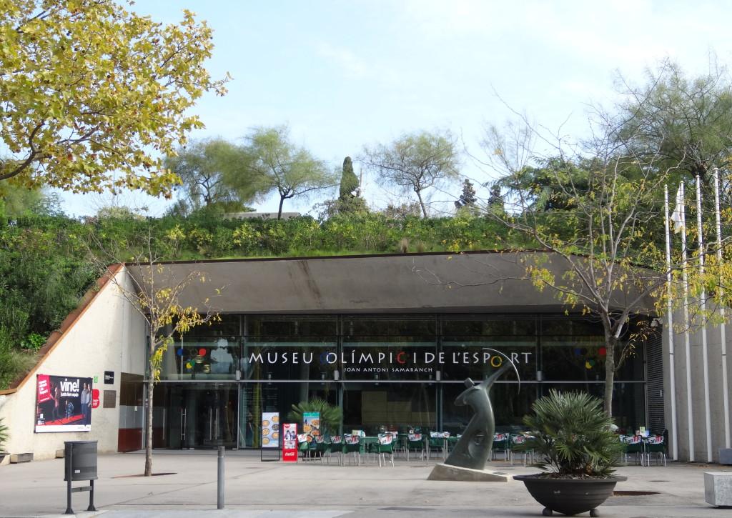 Olympia- und Sportmuseum Barcelona