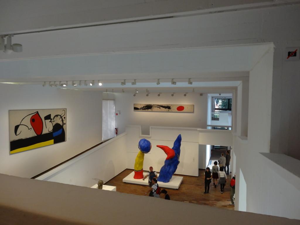 Miro-Museum, Barcelona