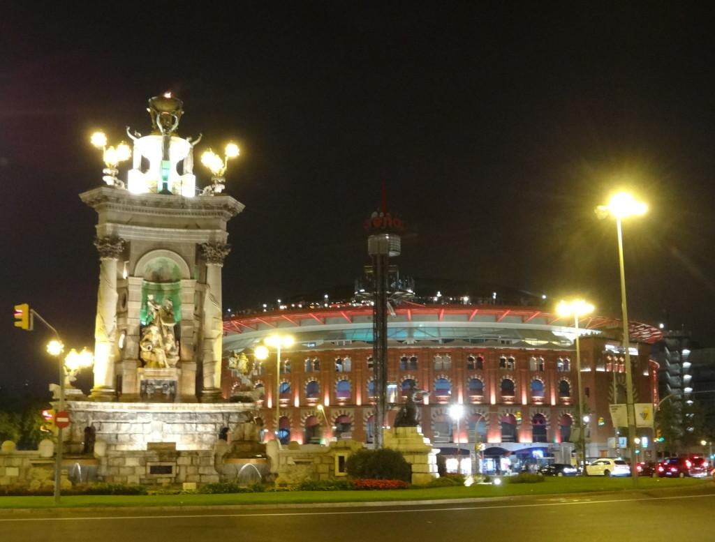 Placa d´Espanya, Barcelona