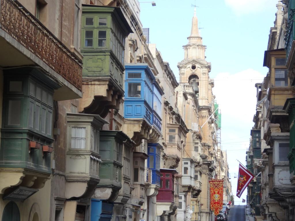Die herrschaftliche Merchendise Street