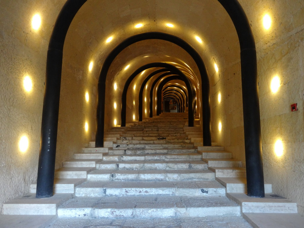 Valletta, Fort St. James Cavalier