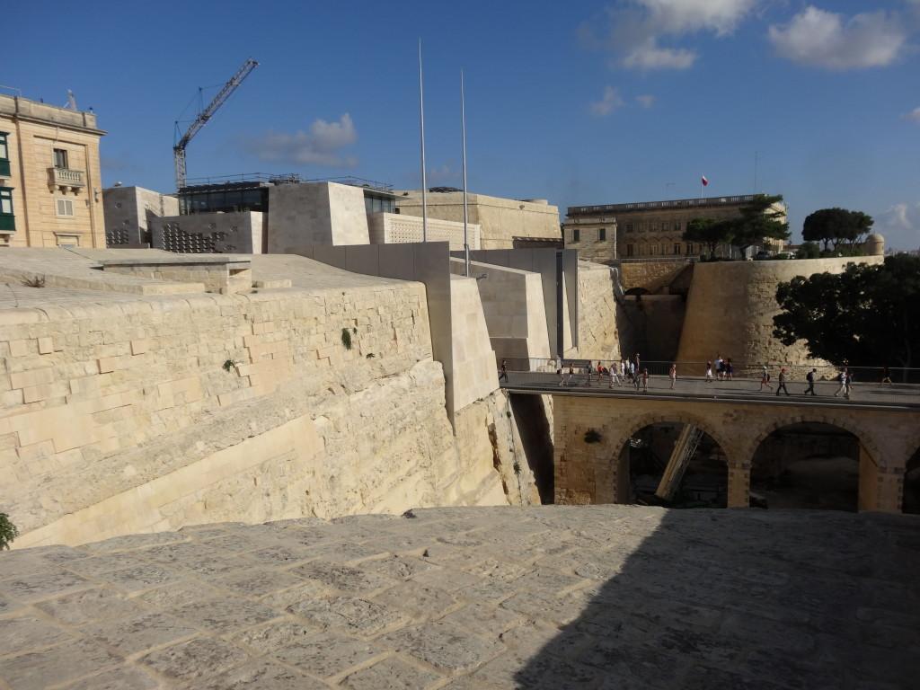 Valletta, City Gate