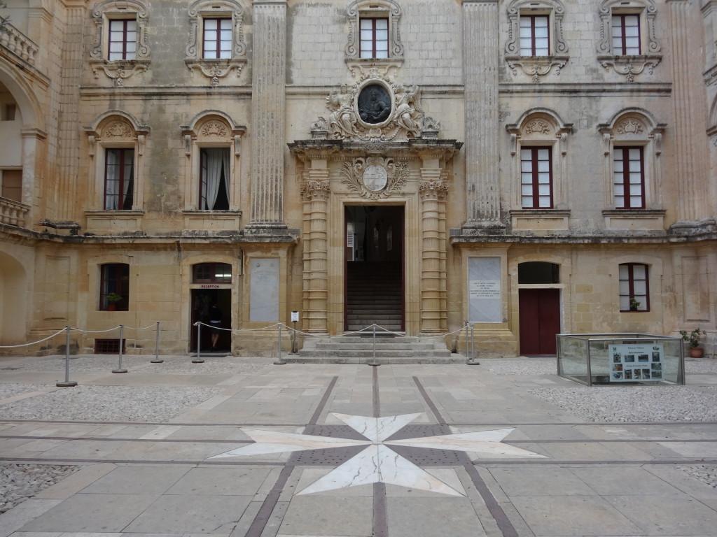 Mdina, Palazzo Vilhena