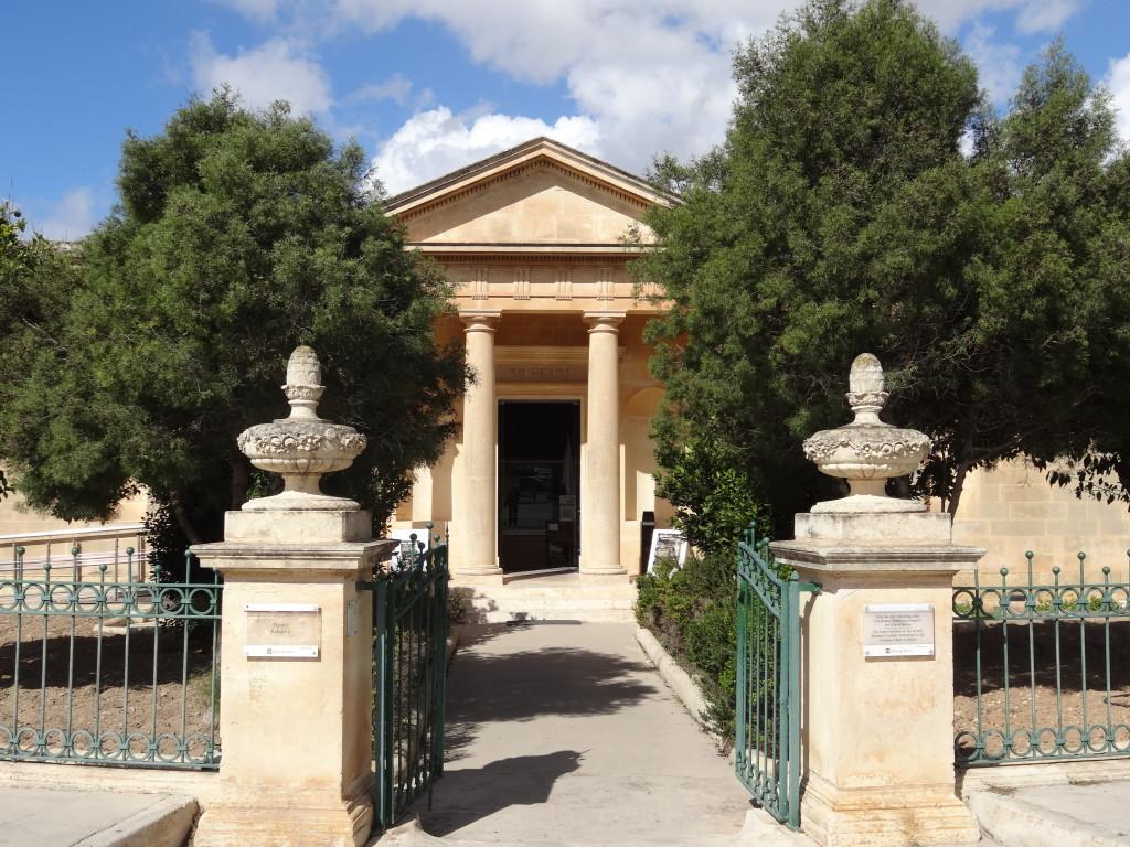 Rabat, Römische Villa