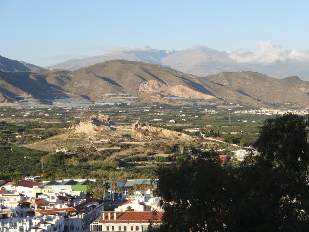 Salobrena, Sierra Nevada