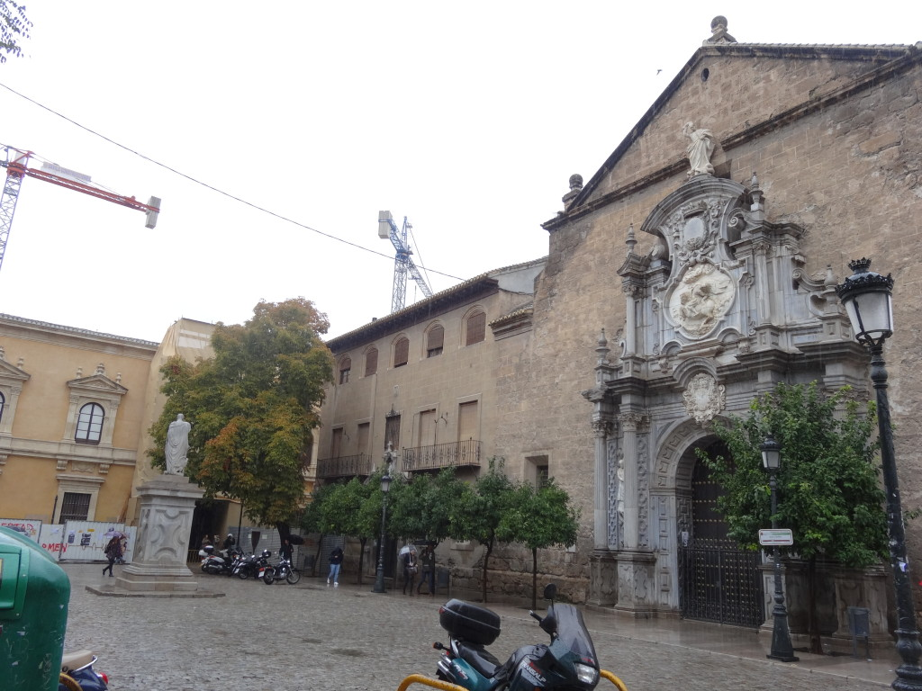 Granada, Alte Universität