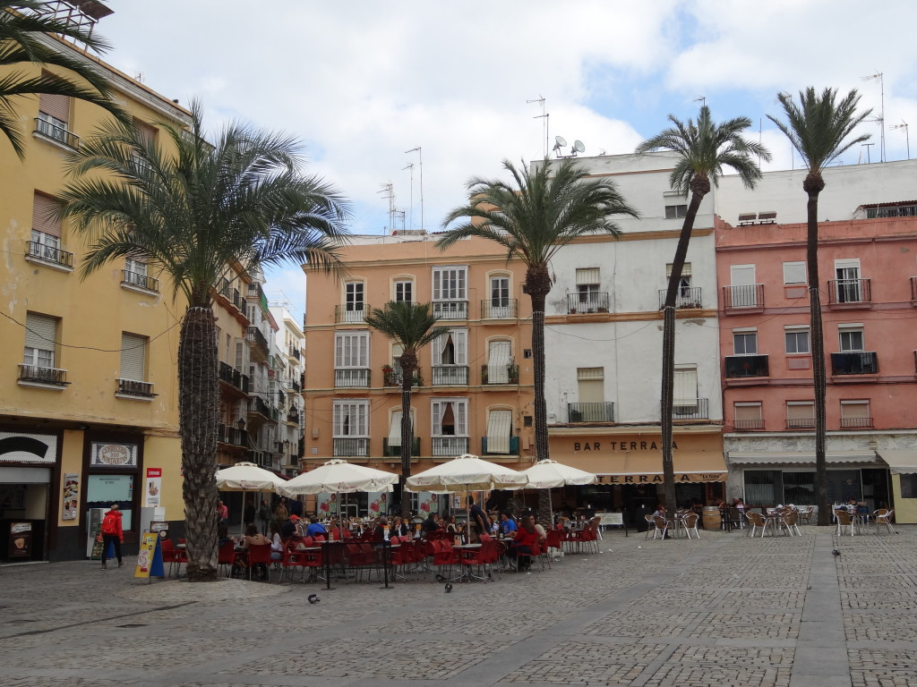 Kathedrale-Platz