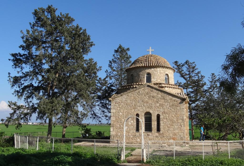 Grabkapelle, Hl. Barnabas