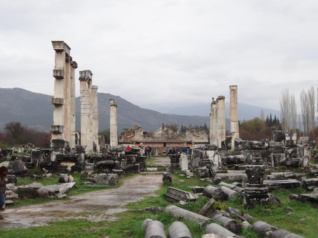 Arthemis Tempel