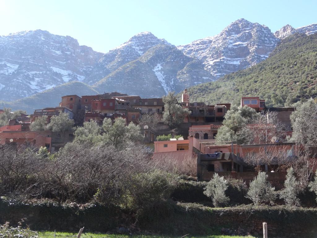 Eurika-Tal bei Marrakech