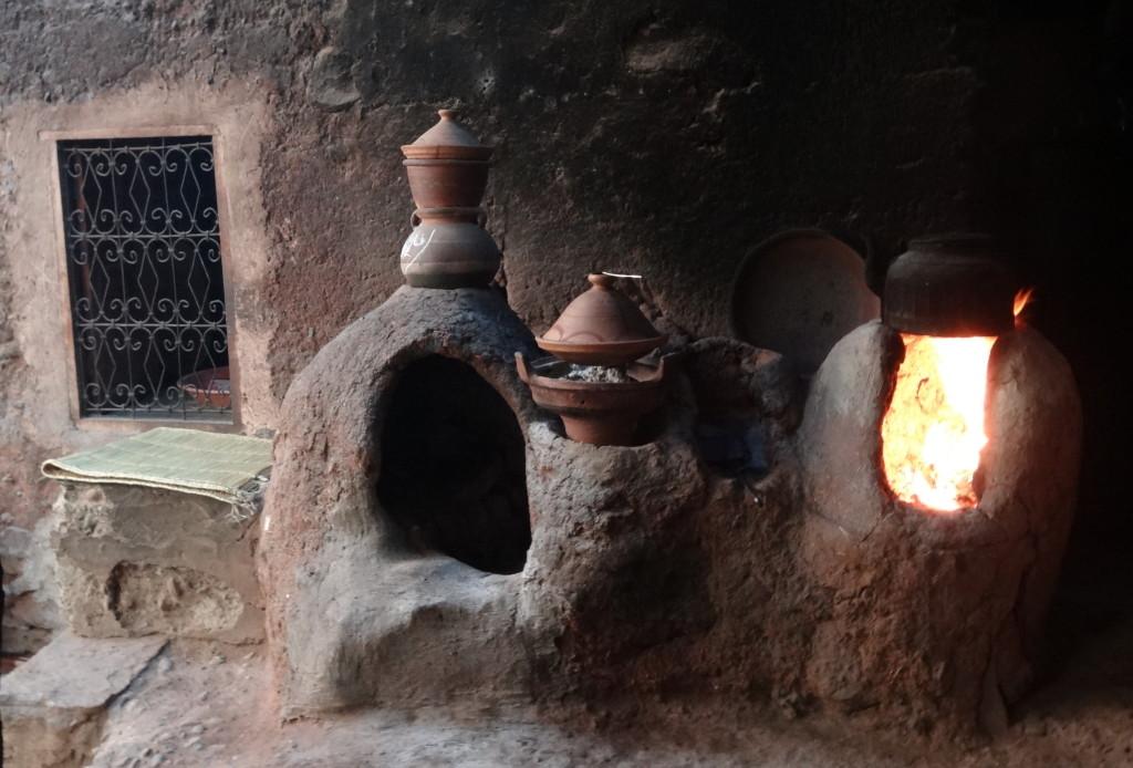Berber- Haus