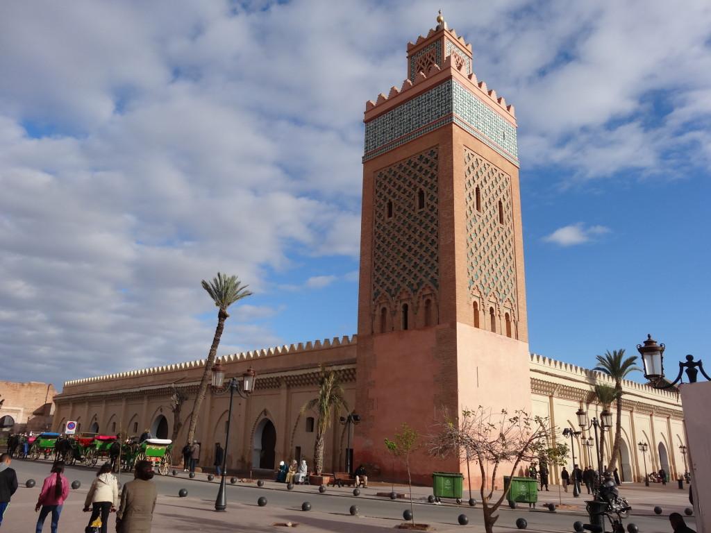 Moschee el Mansour