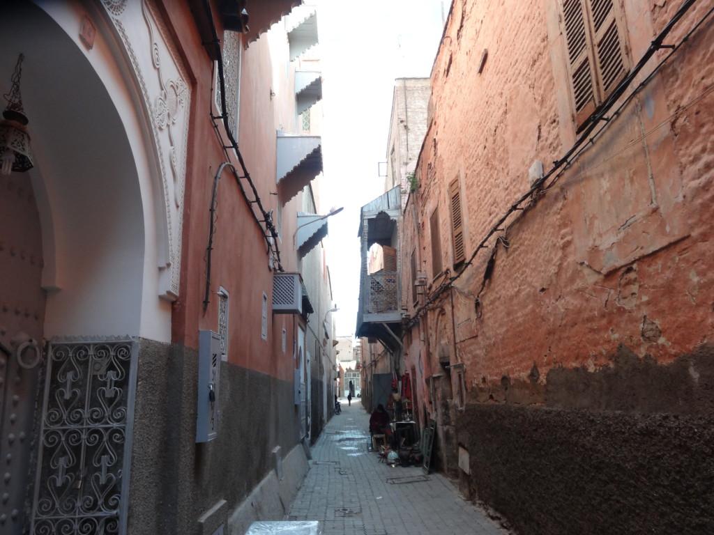 El Malah, Jüdisches Viertel