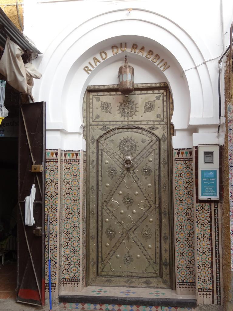 El Malah, Gästehaus der Jüdischen Gemeinde