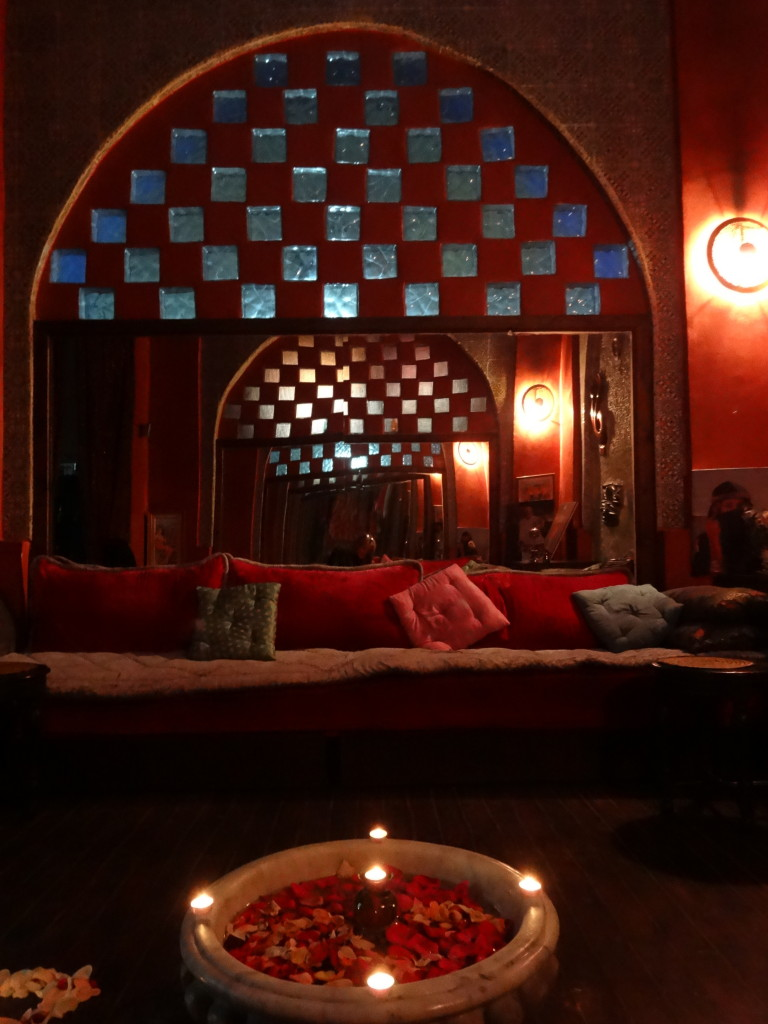 Marrakech, Hammam