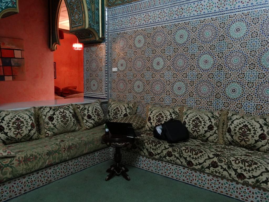 Marrakesh, Hotel Gueliz