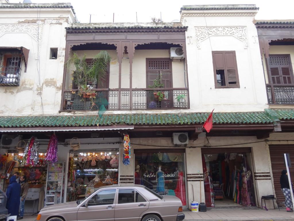 El Malah, Jüdisches Viertel in Fès