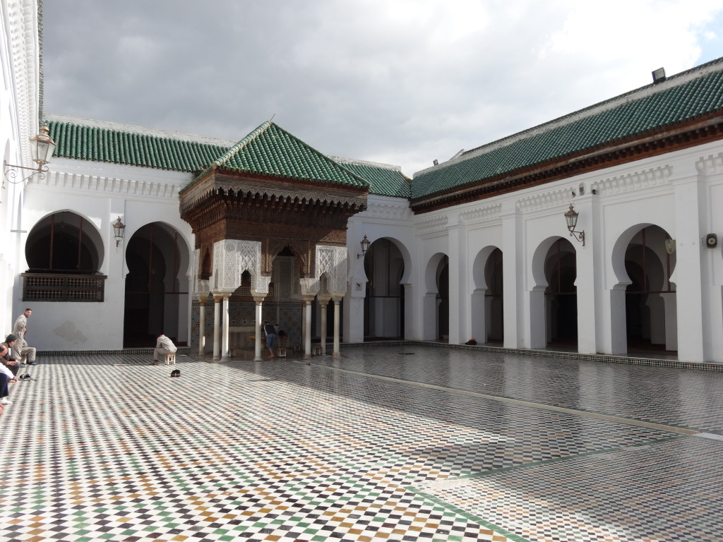 Universität und große Moschee
