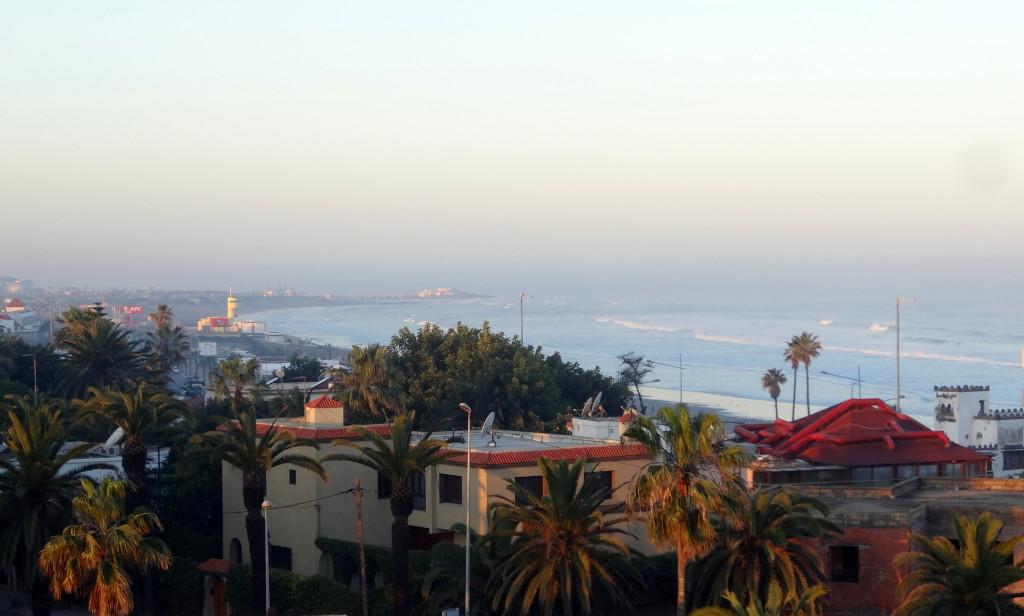 Vom Hotel Suisse, Casablanca