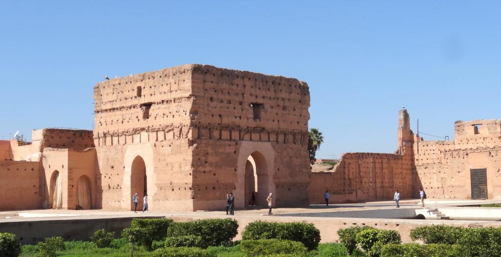 Palais el Badi