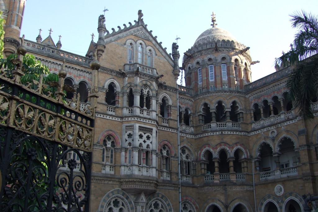 Bahnhof Bombay