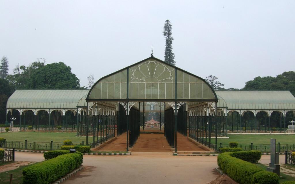 Lalbagh Botanischer Garten