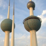 Wassertürme-von-Kuwait-Stadt