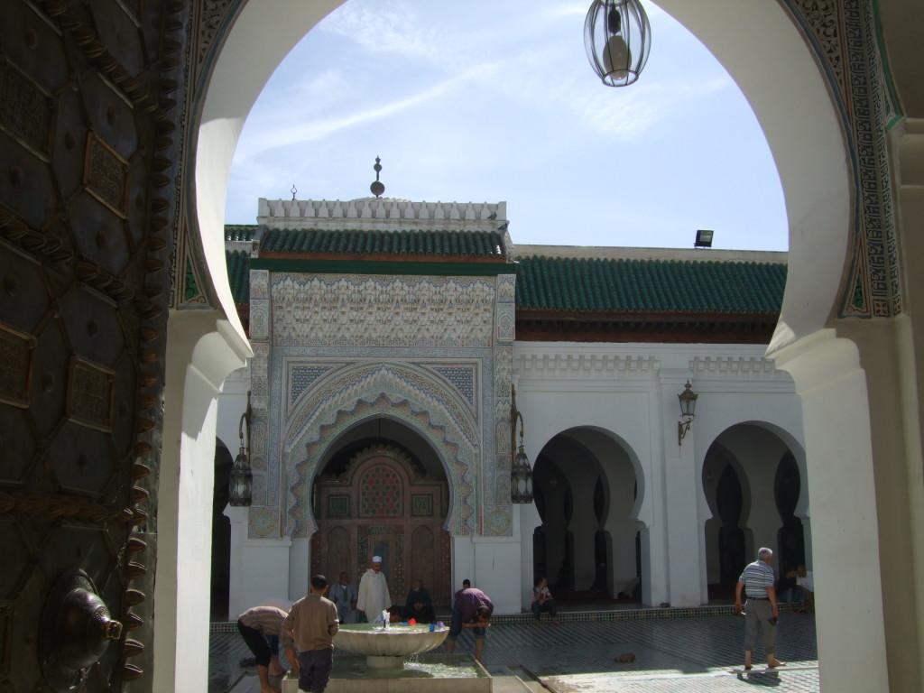 Grosse Moschee von Fez