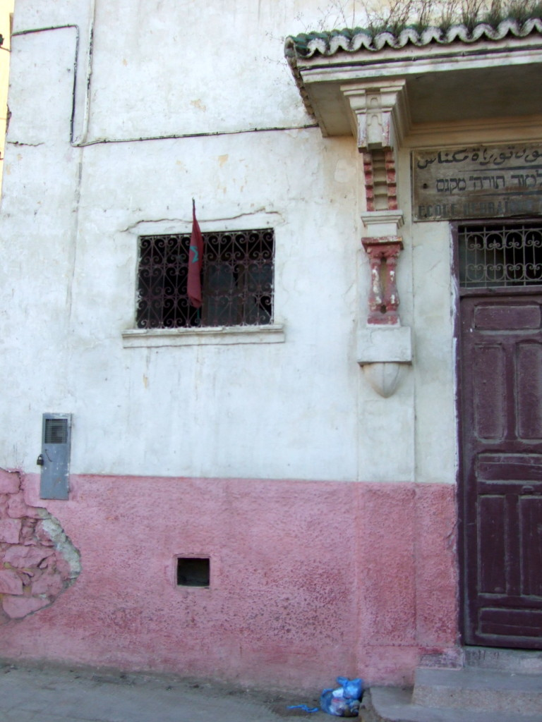 Jüdisches Viertel, Meknes